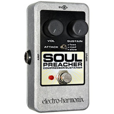 Electro Harmonix Soul Preacher Compressor/Sustainer Pedal