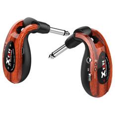 Xvive XU2 Wireless Guitar System in Redwood