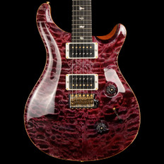 PRS Artist Package Custom 24 in Violet Quilt Top with Pattern Thin Maple Neck, 59/09 Pickups #210692