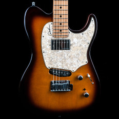 Godin Session Custom 59 in Lightburst HG, Maple Fretboard with Gigbag