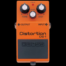 Boss DS-1 Distortion Guitar Effects Pedal