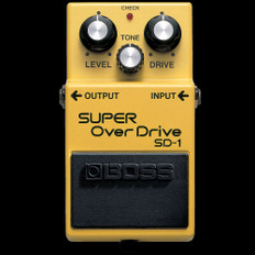 Boss SD-1 Super Overdrive Guitar Effects Pedal