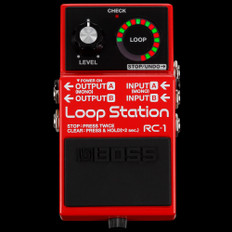 Boss RC-1 Loop Station Compact Looper Pedal