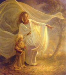 Heavenly Hands - Signed - not numbered by Greg Olsen