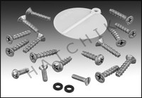 L2029 AMERICAN #85008800 SCREW KIT STANDARD HOLE PATTERN-EX LONG
