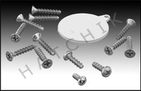 L5002 AMERICAN #850098 SCREW KIT EXTRA LONG SCREWS