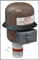 M1020 ANZEN AIR BLOWER #566 - 2 HP 110V  8.8 AMPS  BOTTOM EXHAUST