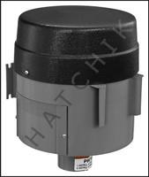 M1034 ANZEN AIR BLOWER  QT SERIES 1 HP 120V BOTTOM     #1-460-01