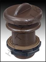 """M5081 AIR CONTROL ASSY 1"""" SLIP 10-2100 COLOR: BROWN"""