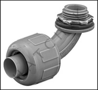 "O1163 KAF-FLEX LIQUID TIGHT 1/2"" 90o CONNECTOR"