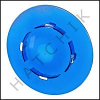 O1234 SUNLITE/SUNBURST SNAP ON LENS BLUE COLOR - BLUE