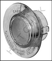 O1245 SUNSTAR 05103-0103 WALL FTG LENS FOR SUNSTAR LIGHT