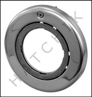 O1312 SUNLITE ROUND FACE RING RING ASSB.  S.S. TRIM