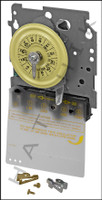 O4165 INTERMATIC TIMER-MECHANISM ONLY T104M  208-277V DPST