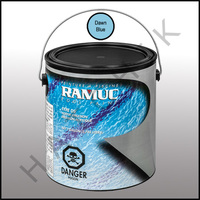 P6028 RAMUC DS PAINT-1 GAL DAWN BLUE COLOR: DAWN BLUE #328