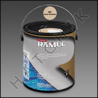 P8723 RAMUC DECK PAINT 1 GAL DUNE SHADOW COLOR: DUNE SHADOW #463