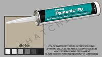 S1029 DYMONIC FC SEALANT 10 oz BEIGE COLOR:BEIGE(REPL. VULKEM #921)