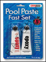 S4023 EPOXY-BOND FAST POOL PASTE 3/4 3/4 OZ.