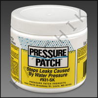 S4294 PRESSURE PATCH STAND. KIT 11.25oz 11.25 OZ