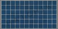 T4045 TILE - A93 BLUE UNGLAZED 2X2 DISCO 15 SHEET/CS 30SQ FT/CS