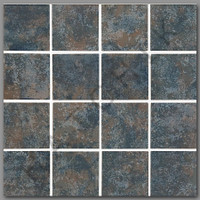 T4717 TILE- DK-356 DAKOTA SERIES RUSHMORE BLUE 3X3 (20/CS)