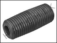 """U3110 PVC NIPPLE 1/4"""" X CLOSE"""
