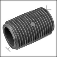 """U3114 PVC NIPPLE 1/2"""" X CLOSE"""