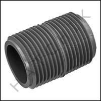 """U3118 PVC NIPPLE 3/4"""" X CLOSE"""