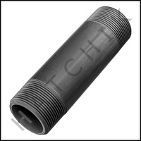 """U3133 PVC NIPPLE 1-1/2"""" X 6"""