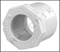 "U3407 BUSHING REDUCER S X S 1"" X 1/2"" 1"" X 1/2""        #437-130"