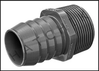 U5512 MALE ADAPTOR INSERT X MPT1-1/4