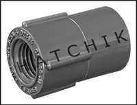 "U7101 COUPLING SCH 80 1/4"" F X F 830-002"