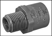 """U7205 MALE ADAPTOR SCH 80 1/2"""" MPT X SLIP 836-005"""