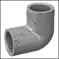 "U7517 ELBOW (90) CPVC SLIP 3/4"" 9806-007 OR 806-007C"
