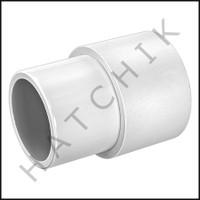 """U8700 PVC PIPE EXTENDER 2 1/2"""""""