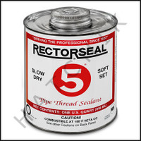 V1056 RECTORSEAL #5 QUART