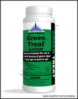 A3118 UNITED CHEMICAL GREEN TRT 12 x 2# 12 X 2 LB BOTTLE