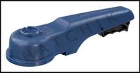 "V1434 ASAHI 3""or 4"" PLAS REPL.HANDLE FOR PVC WAFER VAVLE NEW STYLE  (BLUE)"