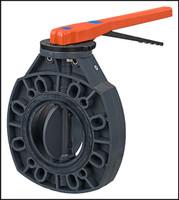 V1558 ASTRAL PVC BUTTERFLY VALVE 5 EPDM SEAL    #06630