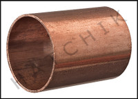 V2015 COPPER SLIP COUPLING 1-1/2