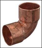 V2115 COPPER (90) ELBOW 1-1/2