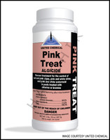 A3120 UNITED CHEMICAL PINK TREAT 12 x 2# 12 X 2 LB