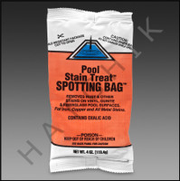 A3132 UNITED CHEMICAL POOL STAIN 48x4oz TREAT  48 X 4 oz
