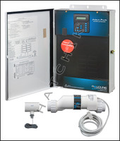 D3001 GOLDLINE PL-PLUS AQUA PLUS CONTROL W/CHLOR. FOR 40K GAL.