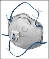 V7050 3M #8576 PARTICULATE RESPIRA- TOR W/ACID GAS RELIEF