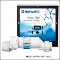 D3065 HAYWARD AQR15 AQUA RITE CHLOR. 40K CONTROL W/T-CELL-15, FLOW SWITCH