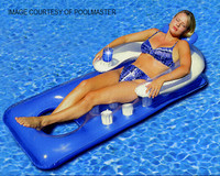 Y1091 POOLMASTER FRENCH STYLE POOL LOUNGER  #85660