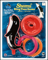 Y2015 SHAMU FLOATING RING TOSS GAME *OBSOLETE*