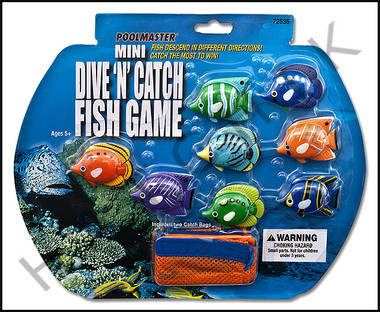Y2035 MINI DIVE & CATCH FISH GAME