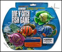 Y2036 JUMBO DIVE & CATCH FISH GAME JUMBO DIVE 'N' CATCH FISH GAME